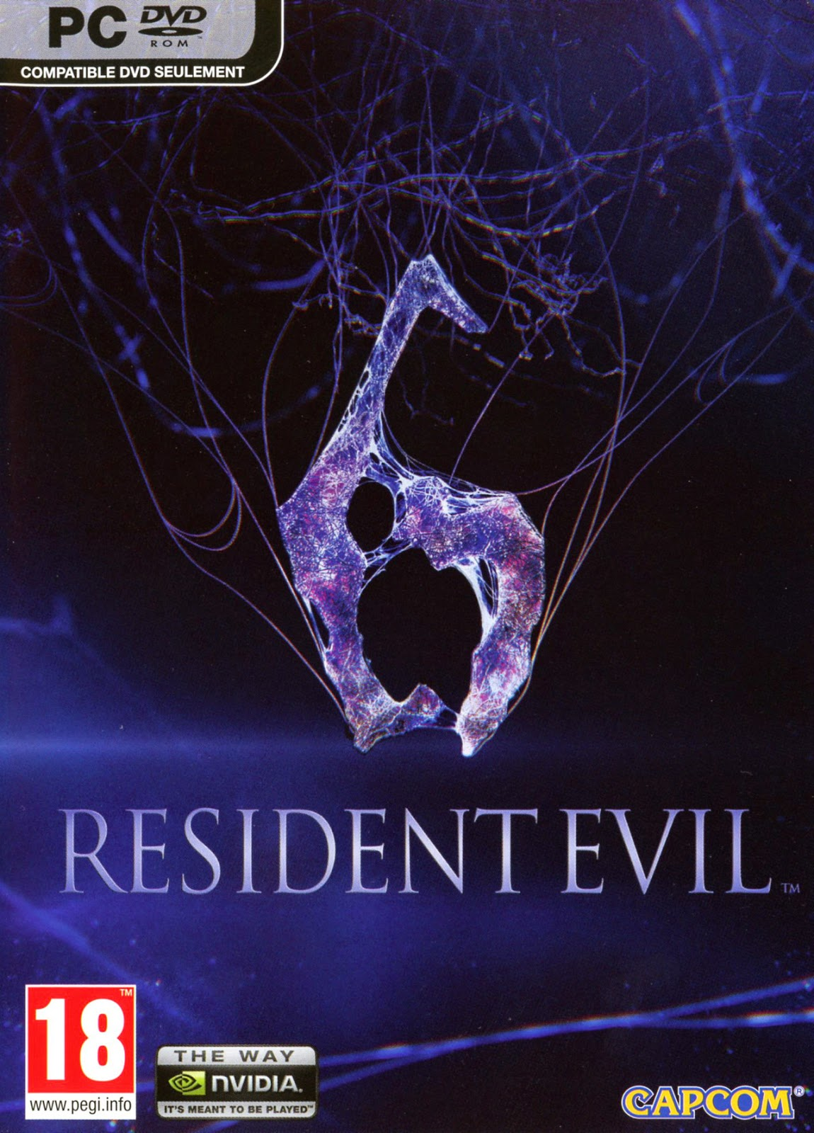 Cover Caratula Resident Evil 6 Complete Pack Full PC ESPAÑOL