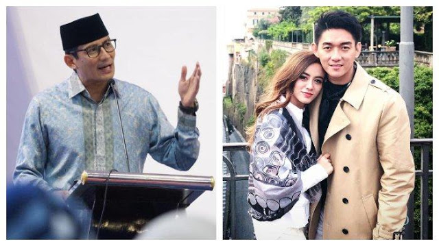 Sebelum Jadi Korban Tsunami Banten, Dylan Sahara Sempat Ikut Sandiaga Uno Sosialisai di Ponorogo