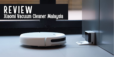 Review Xiaomi Vacuum Cleaner Malaysia