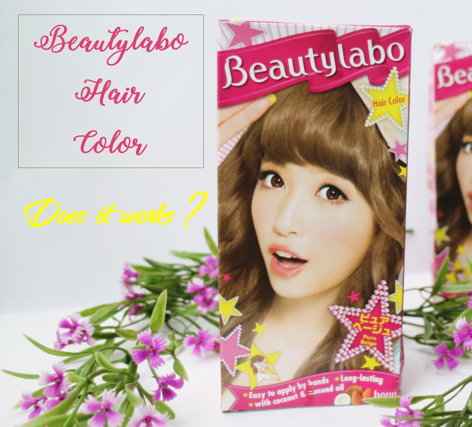Tips Cat Rambut Sendiri Di Rumah Menggunakan Beautylabo Hair Color