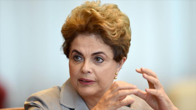 Rousseff, a favor de nuevas elecciones si sobrevive a un juicio político