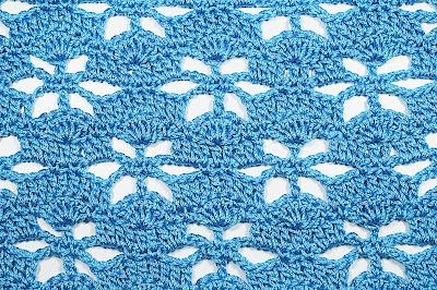 2 - Crochet IMAGEN Puntada a crochet especial para mantas y cobijas por MAJOVEL CROCHET