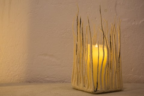 SPIKY CANDLE