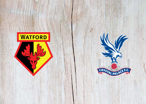 Watford vs Crystal Palace -Highlights 7 December 2019