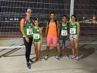 Baraúna é campeão na Categoria Sub 23 feminino no Campeonato Caixa na Vila Olímpica Parahyba