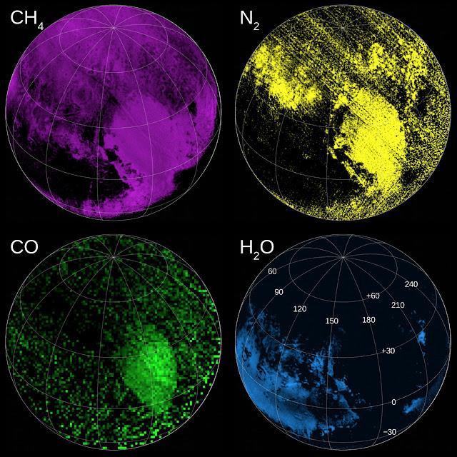 Scientists introduce cosmochemical model for Pluto formation