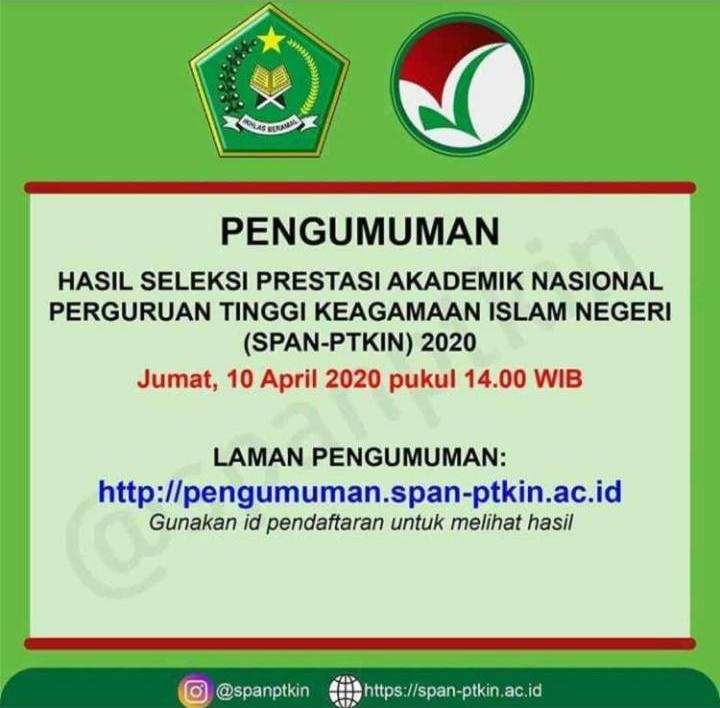 Selamat ! Inilah Siswa SMK Muhammadiyah Trenggalek yang Lolos SPAN PTKIN 2020