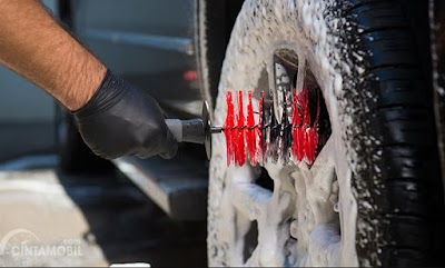 Still appearance stylish throughout the season, Learn Tips to wash Wheels