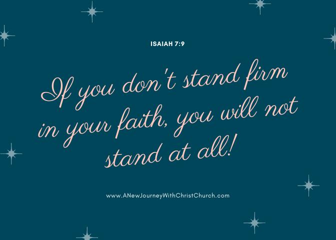 My Testimony with Faith!