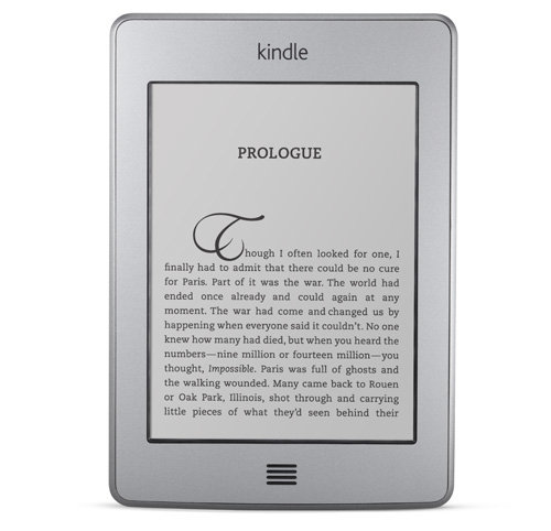 Kindle Touch features and specs