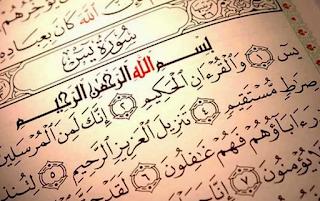 Doa Setelah Membaca Surat Yasin, Dari Habib Abdullah bin Alawi al-Haddad