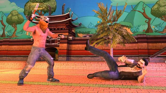 Legends of Gangster Street Kung Fu Kingdom Fighter v1.0 MOD
