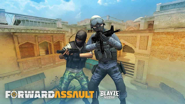 Forward Assault V1.2011 MOD APK – RADAR HİLELİ