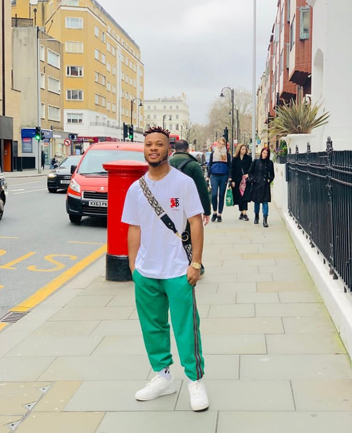 Dance Changed my Life Poco Lee says has He Shares New Photos of Himself in London