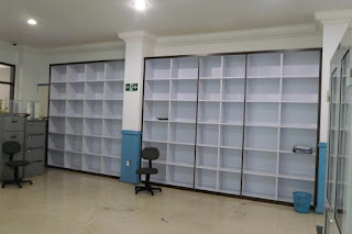Rak Arsip Terbuka Tahan Beban Berat - Furniture Semarang
