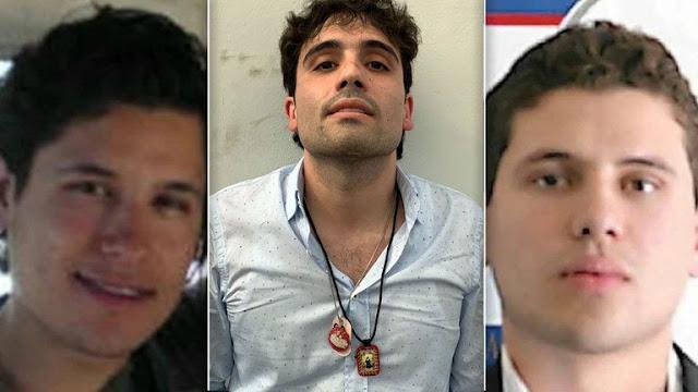 """""""Los Chapitos"""" quieren tomar la CDMX, hubo reunión con jefes del narco en la Capital"""