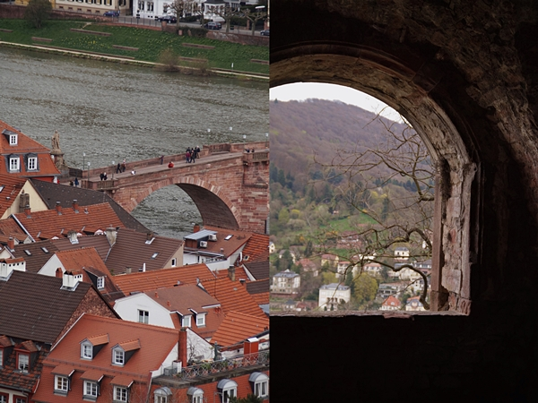 Ein kurzer Stopp in Heidelberg | Tasteboykott