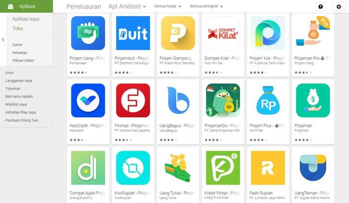 download aplikasi pinjaman modal