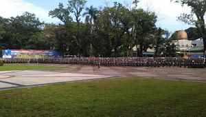 Hari Ulang Tahun Satpol-PP Ke-69 , Gubernur Sulsel Harap Ada Perubahan
