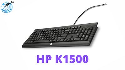 hp k1500 Best Keyboards Under 1000/-