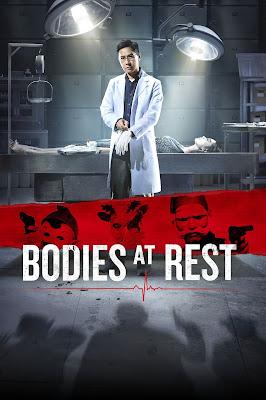 Bodies at Rest 2020 DVD BD NTSC Latino