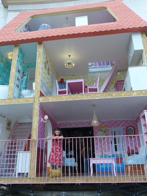 A Doll's house Amabouz Taturo