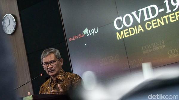 Penjelasan Kemenkes soal Perubahan Status Positif Corona Pegawai Telkom
