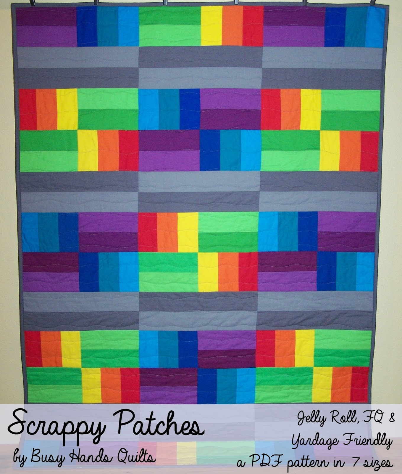 Scrappy Patches