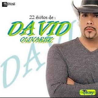 David Olivarez – 22 Exitos  - (Album, CD, Mp3, 320 kbps)