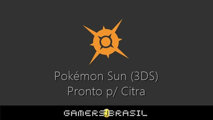 Pokémon Sun 3DS ROM