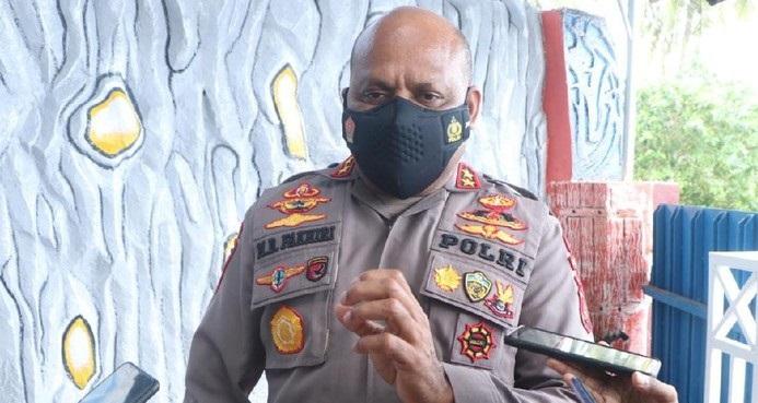 Polisi Ungkap Identitas Kelompok Penembak Guru Oktovianus di Puncak Papua
