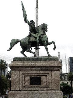 Monumento ao Marechal Belgrano, em Buenos Aires