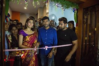 Actress Pranitha Launches Hyderabad Chefs Restaurant  0022