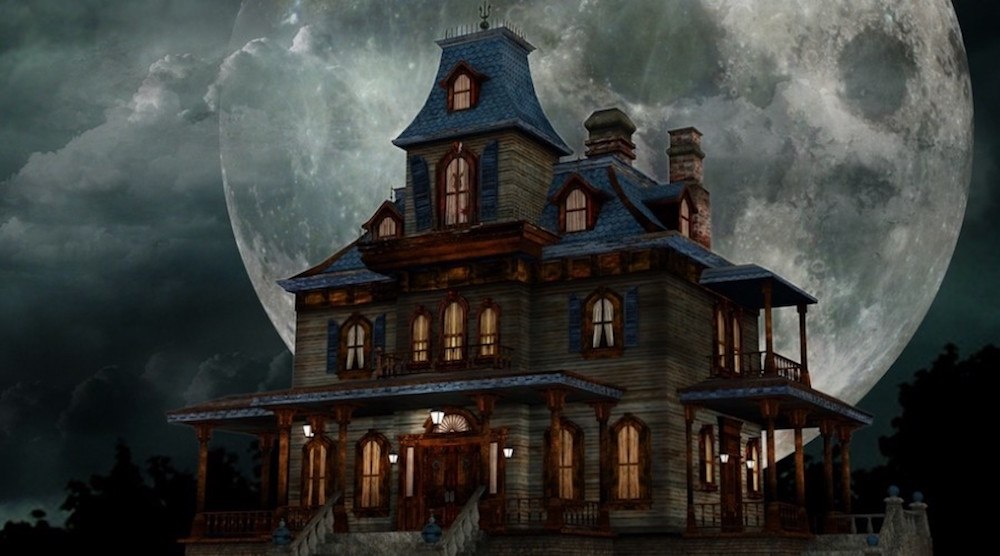 Halloween haunted house decoration ideas 2017 and images for House decoration images
