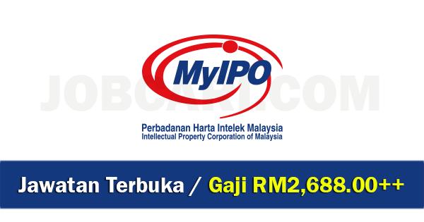 Jawatan Kosong di Perbadanan Harta Intelek Malaysia MyIPO