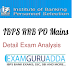 Detail Exam Analysis of IBPS RRB PO Mains- 11 December 2016 shift-1