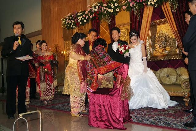 Upacara Adat Perkawinan Batak Toba