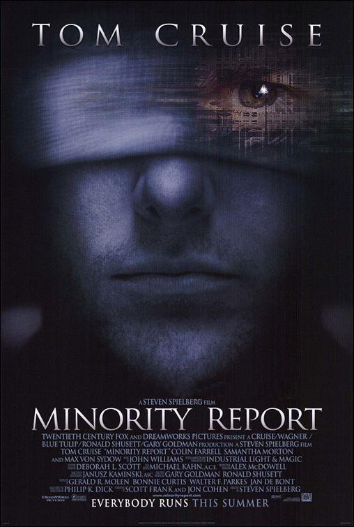 Download Minority Report (2002) Full Movie in Hindi Dual Audio BluRay 480p [400MB]