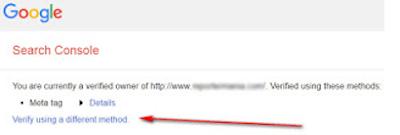 Cara Mendaftar Di Google Webmaster Tool 3