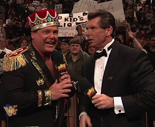 WWE / WWF - WRESTLEMANIA 12 - Jerry Lawler and Vince McMahon were our commentary team