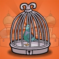 Games2Jolly -  Palace Pigeon Rescue Escape