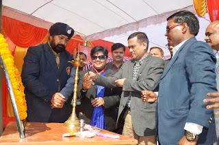 Jaunpur  समागम अनुभव जीवन की प्रगति में काम आएगा  कुलसचिव सुजीत कुमार जायसवाल