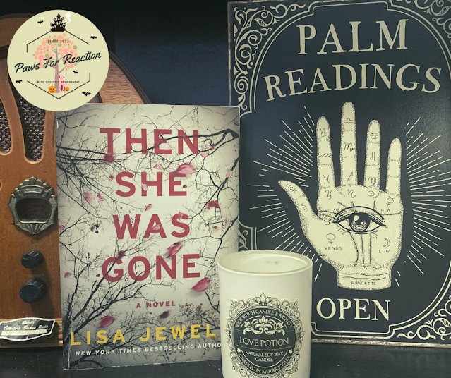 Fall Reading List: And Then She Was Gone by Lisa Jewell