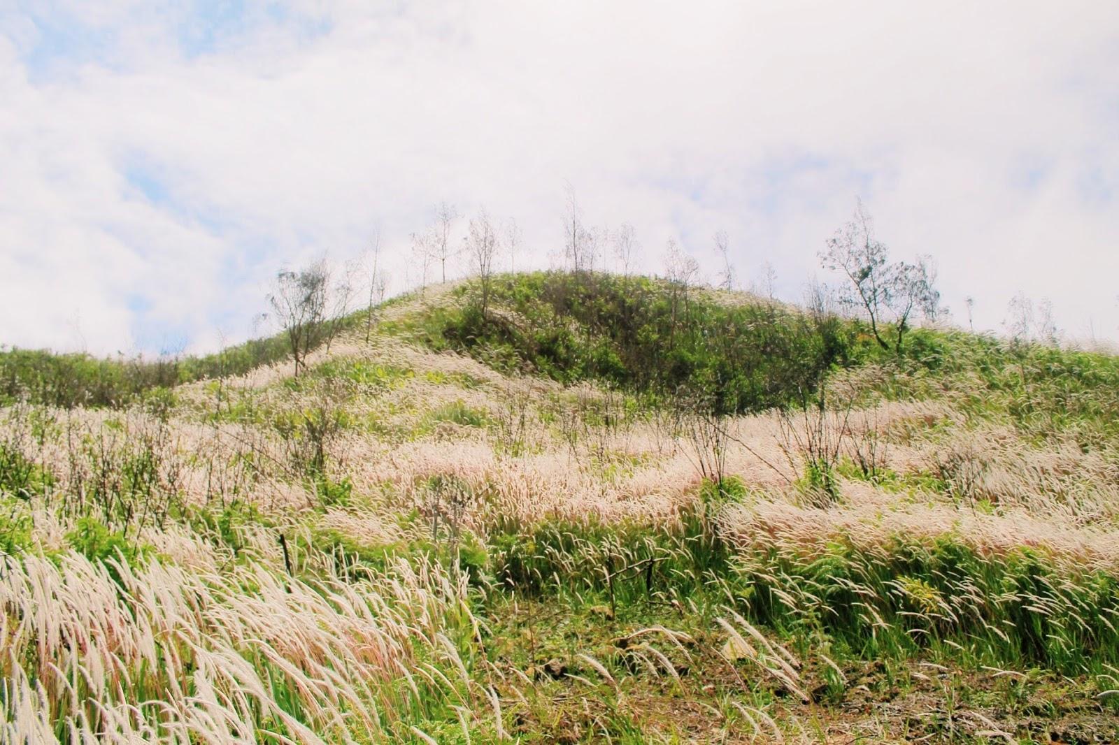 Wisata bukit mongkrang tawangmangu