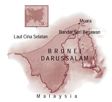 iklim brunei darussalam - kondisi keadaan iklim brunei