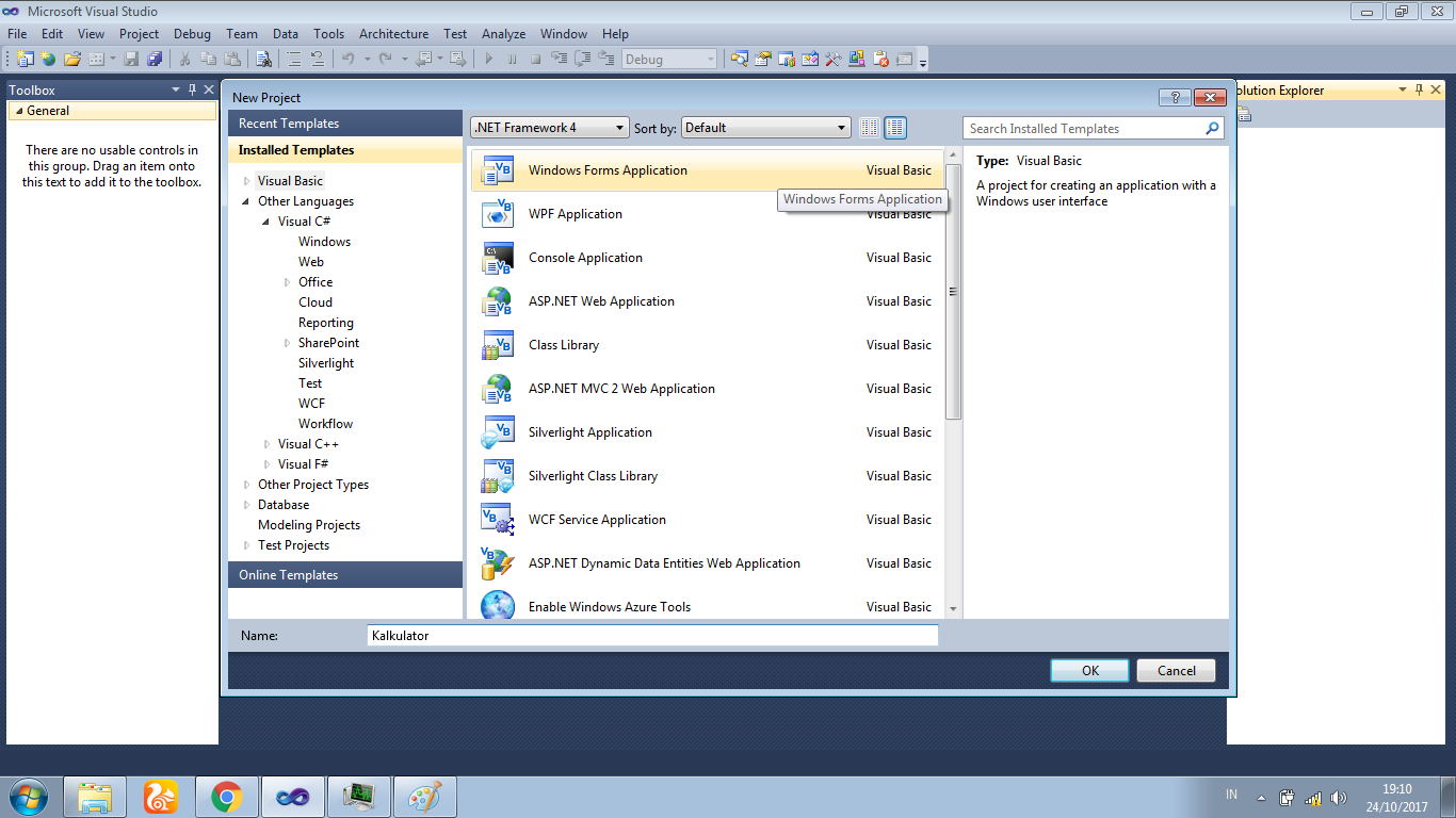 visual basic projects Get started programming with visual basic using visual studio 2012 express for windows desktop get started programming with visual basic visual basic projects.
