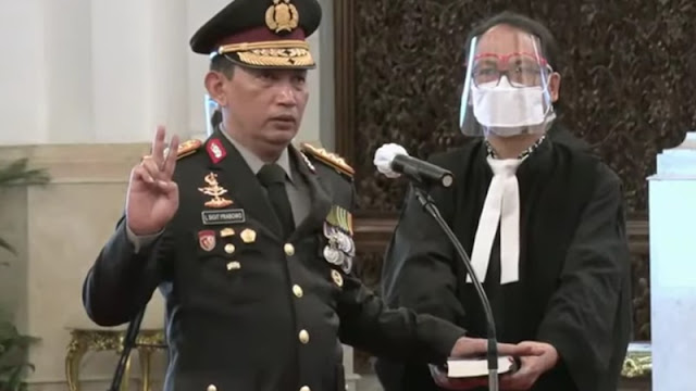 Senator Maya Rumantir Dukung Program Kerja Kapolri Listyo Sigit Prabowo