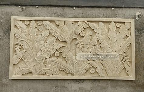 contoh relief batu alam