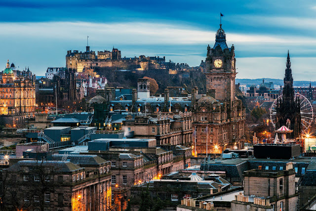 Phố Prince, Scotland