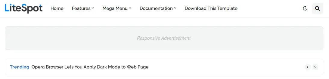 litespot-blogger-template-menu-section